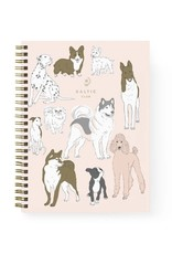 Baltic Club Baltic Club Dogs Spiral Notebook