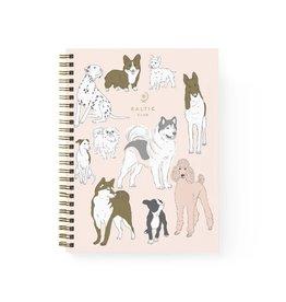Baltic Club Baltic Club Dogs Spiral Notebook