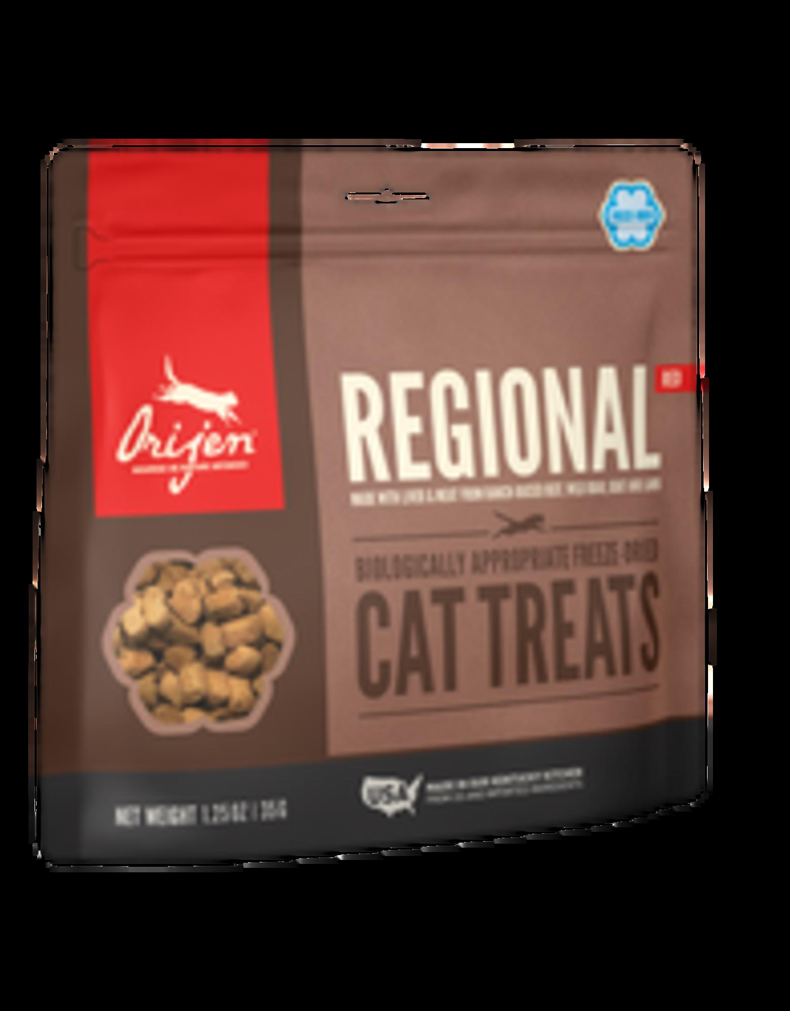 Orijen Orijen Freeze-Dried Cat Treat   Regional Red 1.25 oz.