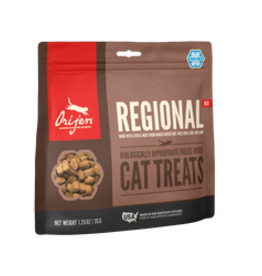 Orijen Orijen Freeze-Dried Cat Treat   Regional Red 1.25 oz.