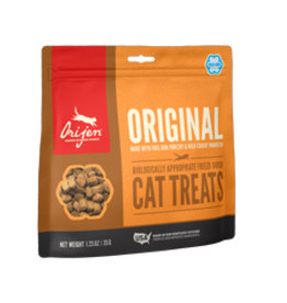 Orijen Orijen Freeze-Dried Cat Treat   Original 1.25 oz.