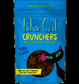 Tiki Cats Tiki Cruncher Cat Treat Tuna & Pumpkin