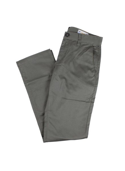Volcom Frickin' Modern Stretch Chino Pants - Dusty Green