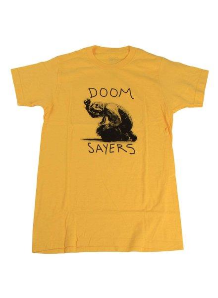 Doom Sayers Club Death Of A Salesman T-Shirt - Yellow