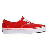 Vans Authentic - Red/White