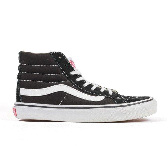 Vans SK8-HI Slim - Black/True White