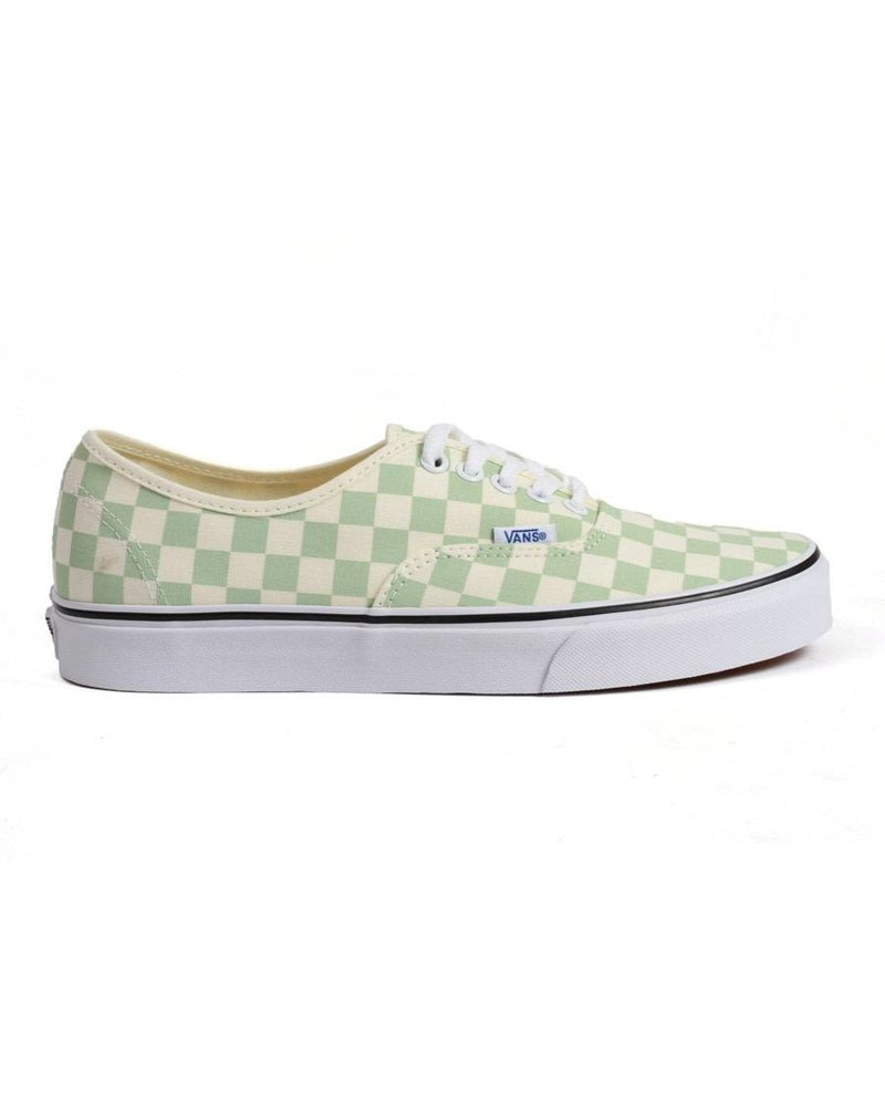 Vans Authentic Checkerboard - Ambrosia/True White