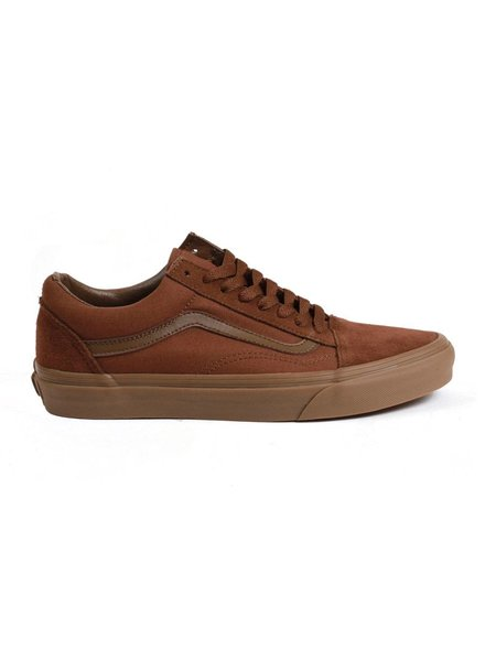 Vans Old Skool - Suede/Canvas