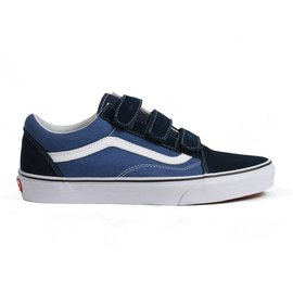 Vans OLD SKOOL VELCRO DRESS BLU/NVY