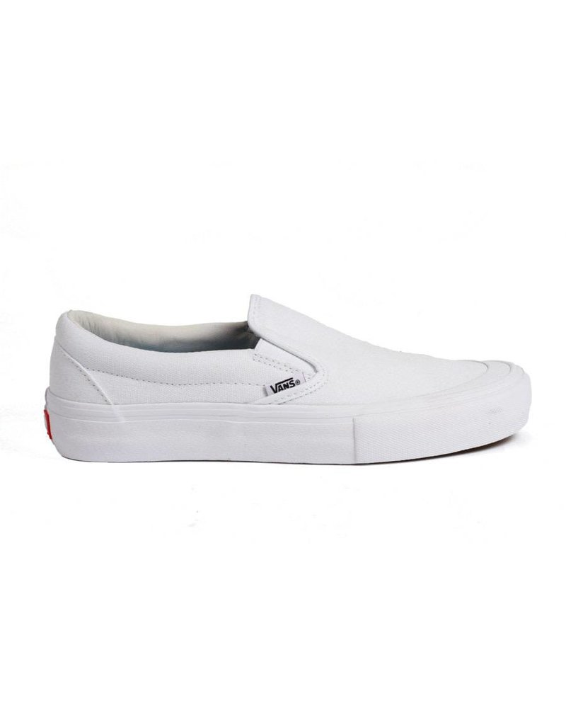 Vans Slip-On Pro - Andrew Allen White