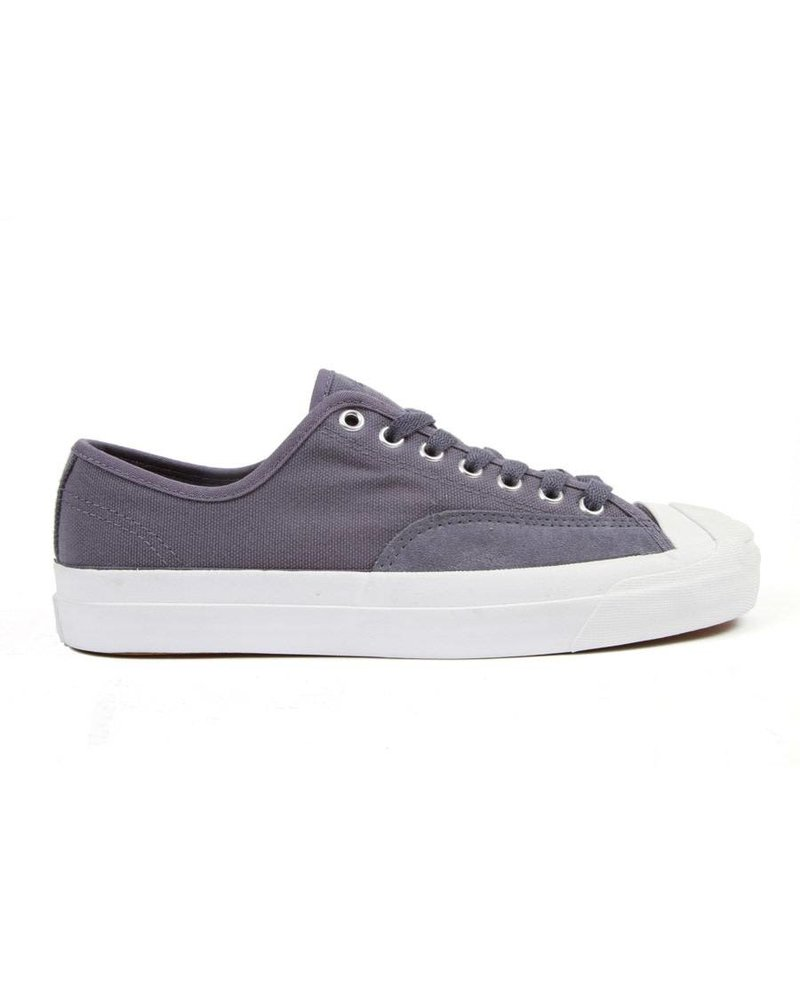 Converse Jack Purcell Pro Ox - Light Carbon / White