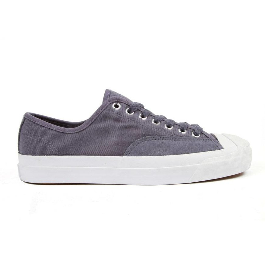 5fb66a4c79c Converse Jack Purcell Pro Ox - Light Carbon   White - Identity Boardshop