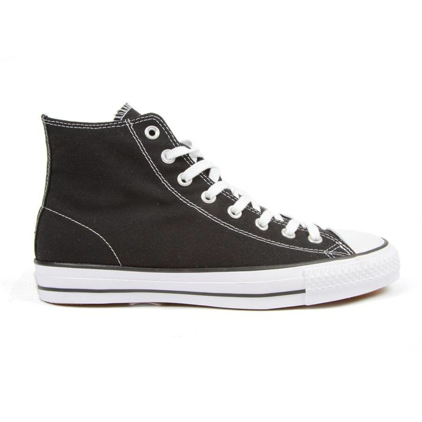 Converse Chuck Taylor All Star Pro Hi - Black/White Canvas