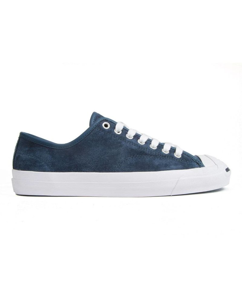 Converse Jack Purcell Pro Ox - Navy/White/Gold
