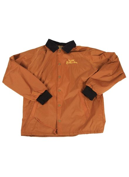 Krooked Skateboarding Smoking Coach Jacket