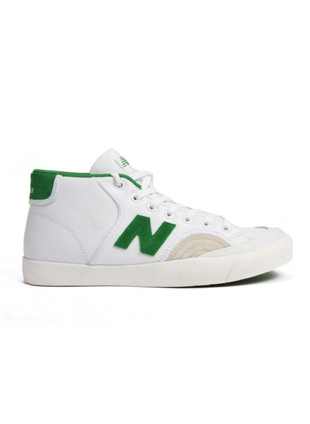 New Balance NUMERIC PRO COURT WHT GREEN
