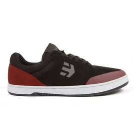 etnies Marana 597 - Black/Red/Grey
