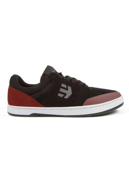 etnies Marana 597 - Black/Red/Grey