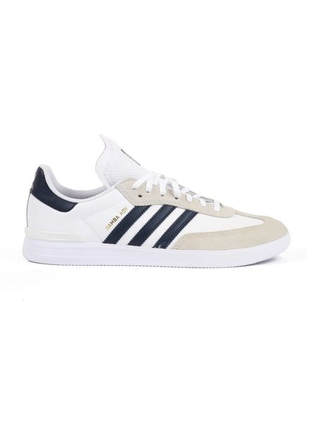 adidas Samba ADV Core White/Featuring Navy
