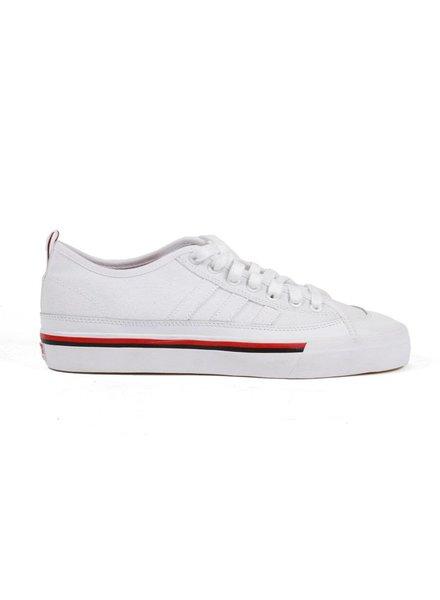 adidas Matchcourt RX - White / Red / Black