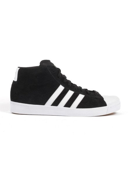 adidas Pro Model Vulc ADV Core Black/Featuring White/Gold