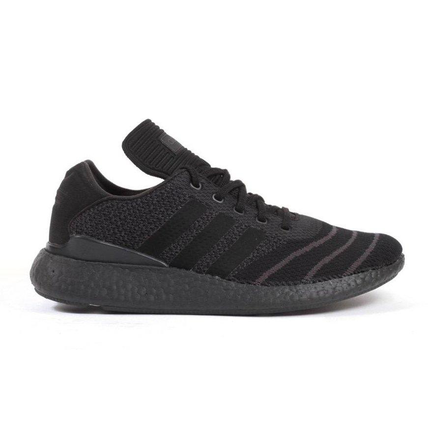 adidas Adidas Busenitz Pureboost Primeknit - Core Black