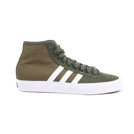 adidas Matchcourt High RX Core Olive/Featuring White