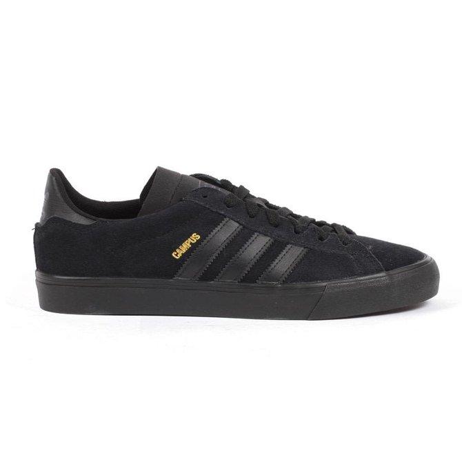 adidas campus vulc 2 black