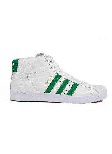 adidas Pro Model Vulc ADV x Tyshawn Jones - White/Green