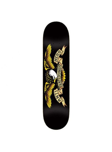 Anti Hero Skateboards ANTI HERO DECK BRD CLASSIC EAGLE 8.12