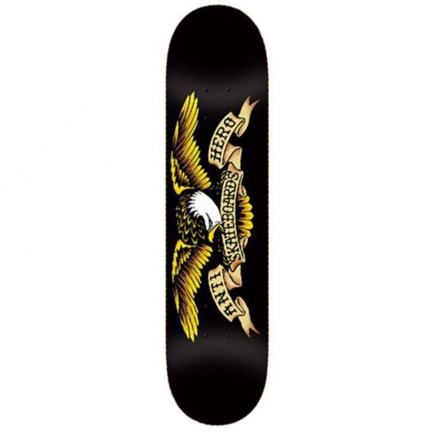 Anti Hero Skateboards DECK BRD CLASSIC EAGLE 8.12
