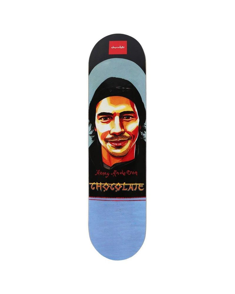 Chocolate DECK ANDERSON BOLLYWOOD