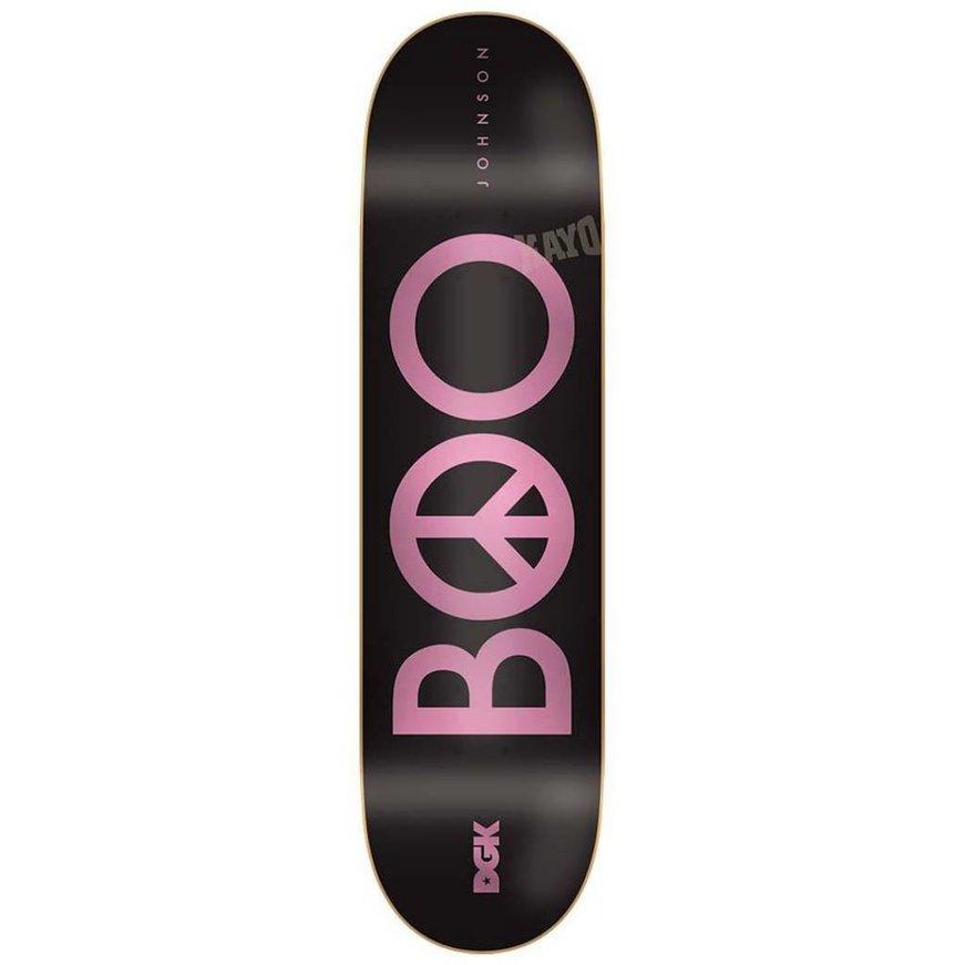 "DGK DGK Peace Boo - Black (8.06"")"