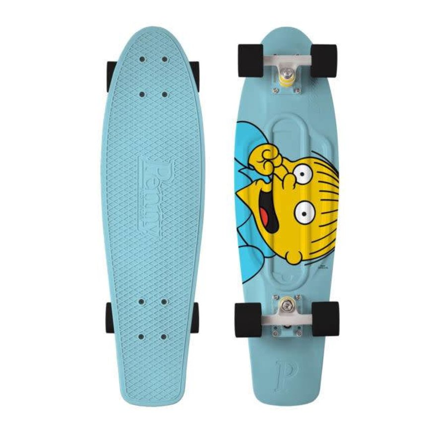 """Penny Skateboards Ralph from The Simpsons (27"""") - Complete PennyBoard"""