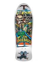 "Santa Cruz Skateboards Thiebaud - White Joker Re-Issue (10.0"")"