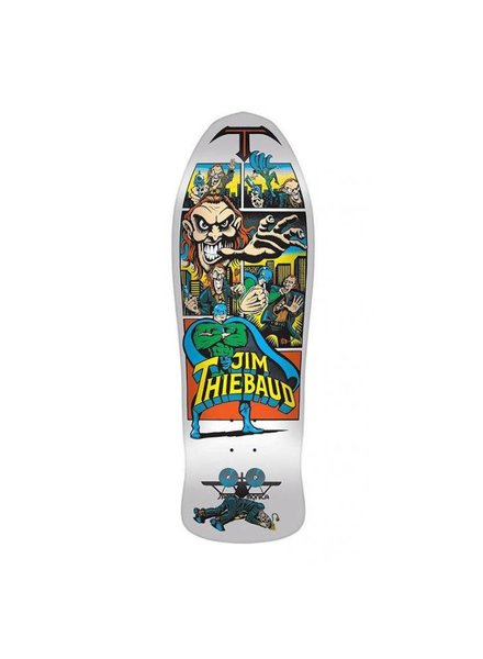 "Santa Cruz Skateboards Thiebaud - White Joker Re-Issue (10.0"")"