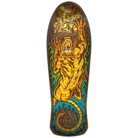 "Santa Cruz Skateboards Salba - Tiger Re-Issue (10.3"")"