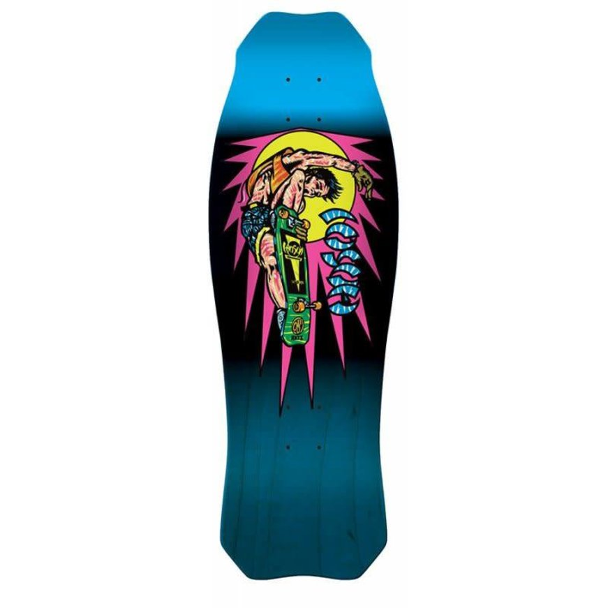 "Santa Cruz Skateboards Christian Hosoi Deck - Rocket Air Re-Issue (9.98"")"