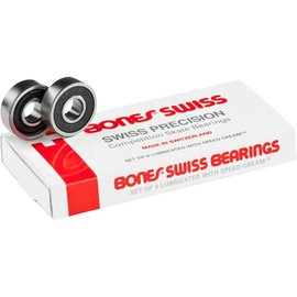 Powell Peralta Bones Swiss Bearings