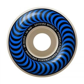 Spitfire Formula Four Classic Wheels (99a, 56mm) - Blue