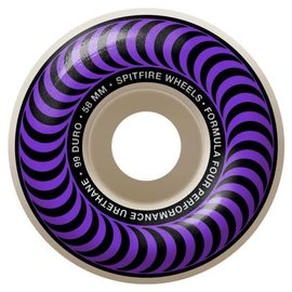 Spitfire Formula Four Classic - Purple (99a, 58mm)