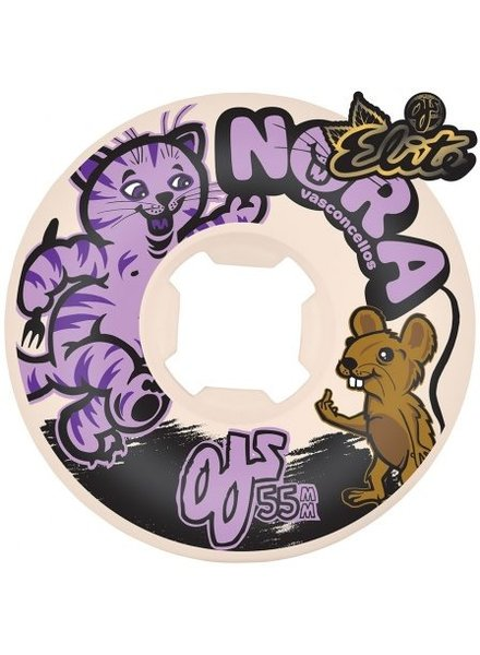 OJ Wheels Nora - Cat and Mouse (101a, 55mm)