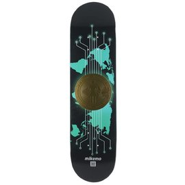 Girl DECK MIKE MO CRYPTO CURRENCY