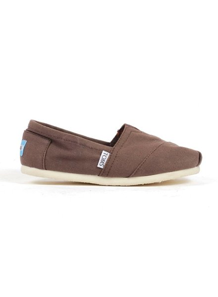 TOMS Kid's Classics - Chocolate