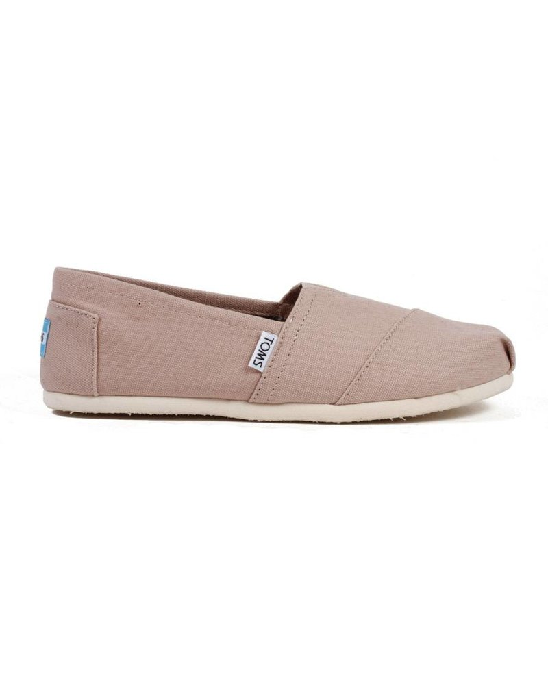 TOMS Women's Classics - Seasonal Light Grey