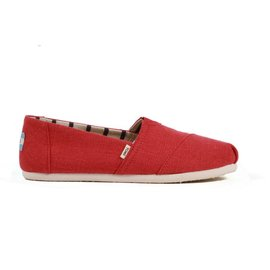TOMS Classics - Apple Red Heritage