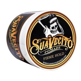 SUAVECITO Pomade - Strong Hold (4oz)