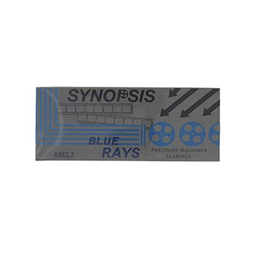 SYNOPSIS Synopsis - Blue Rays Bearings