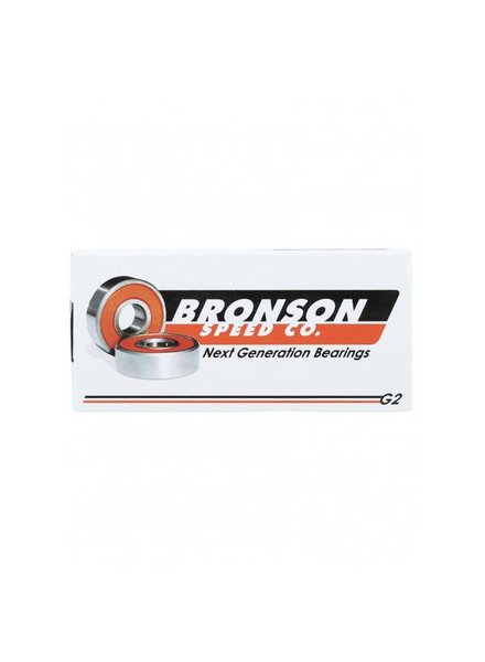 BRONSON G2 Next Generation Bearings