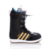 adidas adidas - Samba ADV Snowboard Boots - Black/Gold
